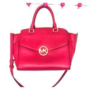 Michale Kors got pink purse